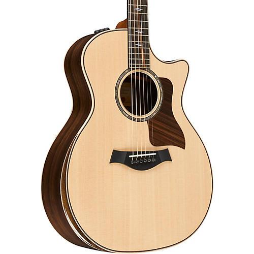 Taylor 814ce DLX V-Class Grand Auditorium Acoustic-Electric Guitar