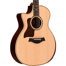 Taylor 814ce DLX V-Class Grand Auditorium Left-Handed Acoustic-Electric Guitar