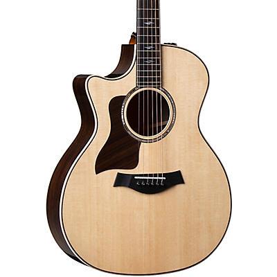Taylor 814ce Grand Auditorium Left-Handed Acoustic-Electric Guitar