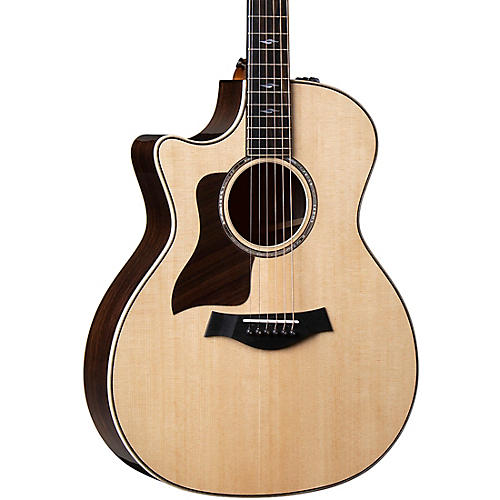 Taylor 814ce Grand Auditorium Left-Handed Acoustic-Electric Guitar