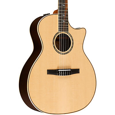 Taylor 814ce-N Grand Auditorium Acoustic-Electric Nylon String Guitar