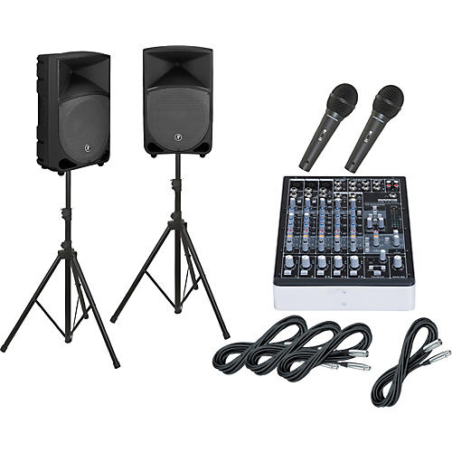 Mackie 820i / TH-12A PA Package