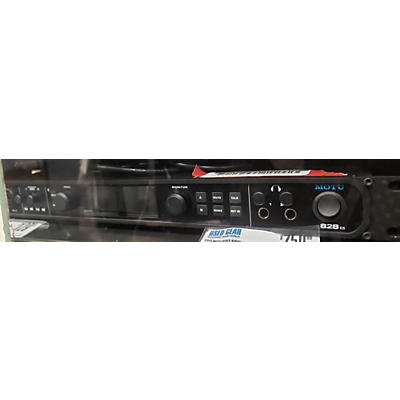 MOTU 828es Audio Interface