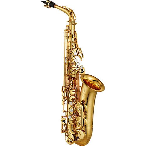 Yamaha 82Z Series Custom Alto Saxophone without High F#