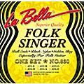 LaBella 830 Folksinger Nylon Guitar Strings thumbnail