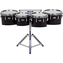 8300 Series Field-Corp Series Marching Tenor Quad 10, 12, 13 and 14 in. Black Forest