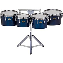 8300 Series Field-Corp Series Marching Tenor Quad 10, 12, 13 and 14 in. Blue Forest