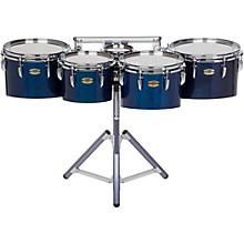 8300 Series Field-Corp Series Marching Tenor Quint 6/10/12/13/14 in. Blue Forest