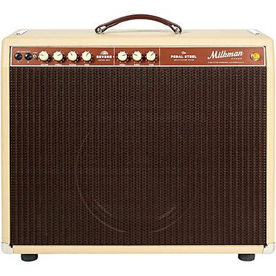 Milkman Sound 85W Pedal Steel 85W 1x12 Tube Guitar Combo Amp with Celestion Alnico Creamback Speaker