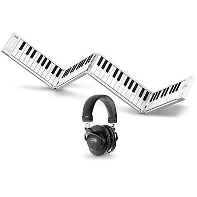 Carry-On 88-Key Folding Piano with Headphones