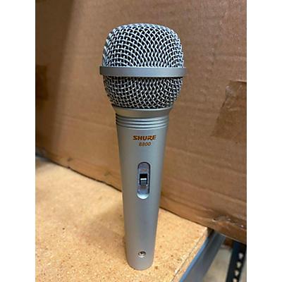 Shure 8800 Condenser Microphone