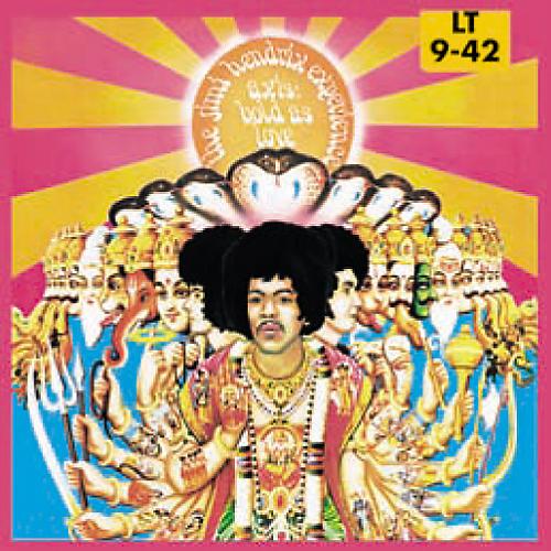 Dean Markley 8861 Jimi Hendrix NPS Light Electric Guitar Strings