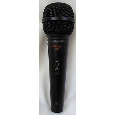 Shure 8900 Dynamic Microphone