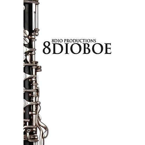 8DIO Productions 8Dioboe