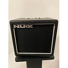NUX 8SE Battery Powered Amp