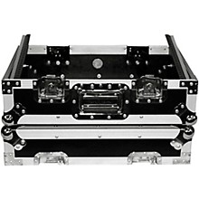 "Open BoxProX 8U Top Mount 19"" Slanted Mixer Case"