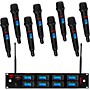 Open-Box Nady 8W-1KU UHF 8-Channel Wireless Receiver System Condition 1 - Mint