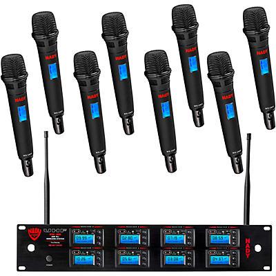 Nady 8W-1KU Handheld Wireless System