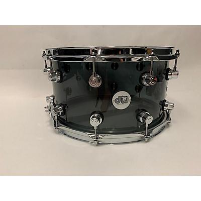 DW 8X14 Design Series Acrylic Snare Drum