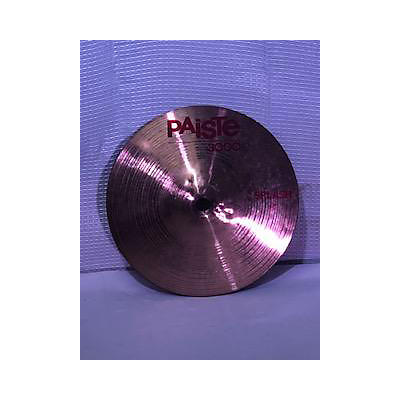 Paiste 8in 3000 Cymbal
