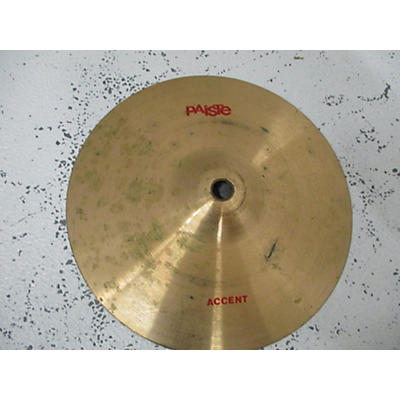 Paiste 8in Accent Splash Cymbal
