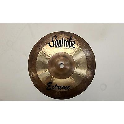 Soultone 8in Extreme Splash Cymbal