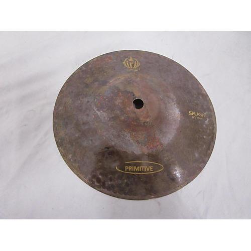 Murat Diril 8in Primitive Splash Cymbal 24