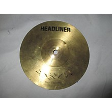 Headliner 8in Splash Cymbal Cymbal