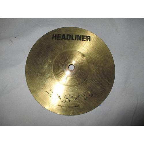 Headliner 8in Splash Cymbal Cymbal 24