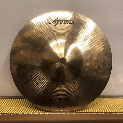 Agazarian 8in Traditional Splash Cymbal