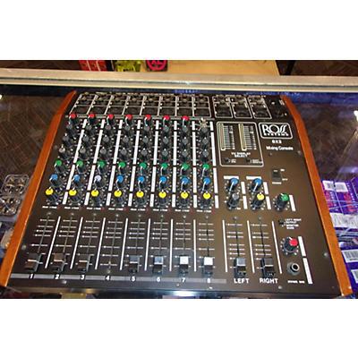 Ross 8x2 Unpowered Mixer