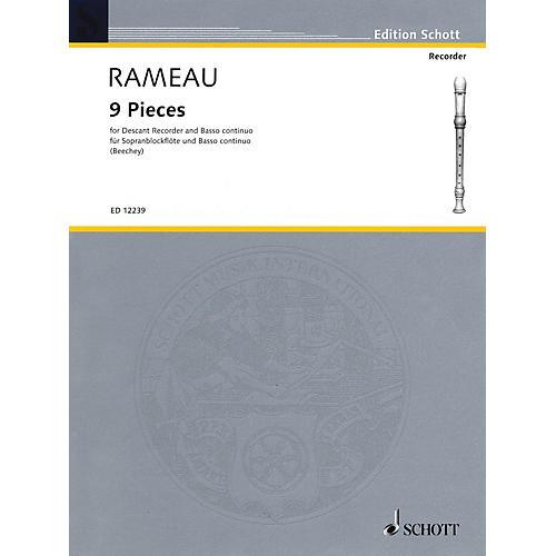Schott 9 Pieces Schott Series