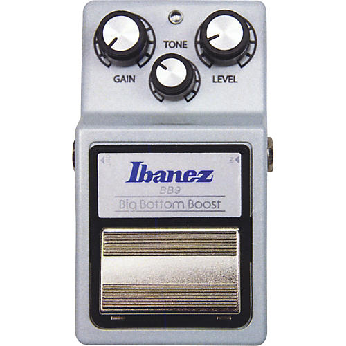 Ibanez 9 Series BB9 Big Bottom Boost Guitar Effects Pedal