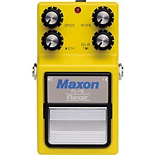 Open BoxMaxon 9-Series FL-9 Flanger Pedal