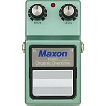 Open Box Maxon 9-Series OOD-9 Organic Overdrive Pedal
