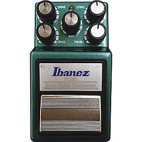 ibanez 9 series ts9b bass tube screamer overdrive bass effects pedal green musician 39 s friend. Black Bedroom Furniture Sets. Home Design Ideas