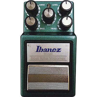 Ibanez 9 Series TS9B Bass Tube Screamer Overdrive Bass Effects Pedal