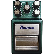 Open Box Ibanez 9 Series TS9B Bass Tube Screamer Overdrive Bass Effects Pedal