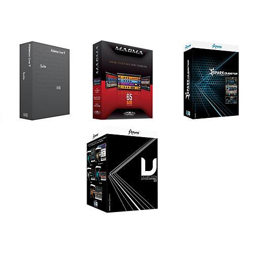 Ableton 9 Suite Ultimate Recording Bundle