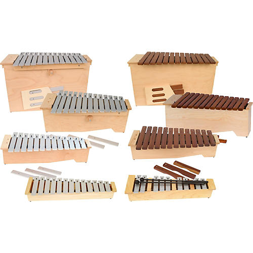Lyons 9-piece Orff Instrument Set