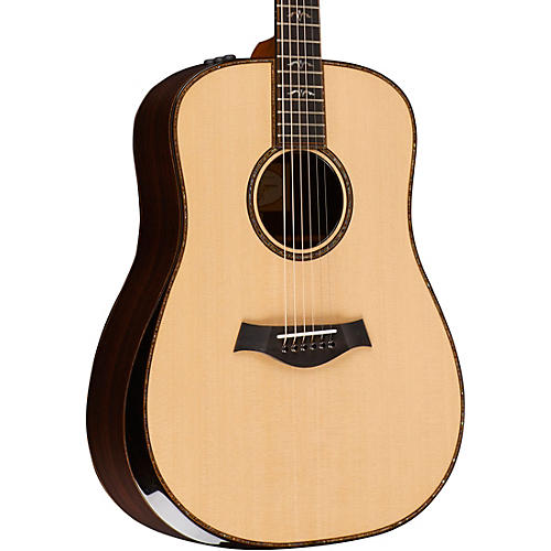 Taylor 900 Series 910e Dreadnought Acoustic-Electric Guitar