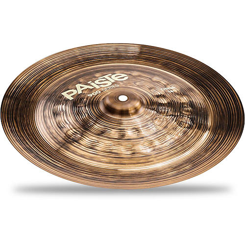 paiste 900 series china cymbal 14 in musician 39 s friend. Black Bedroom Furniture Sets. Home Design Ideas