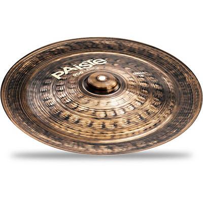 Paiste 900 Series China Cymbal