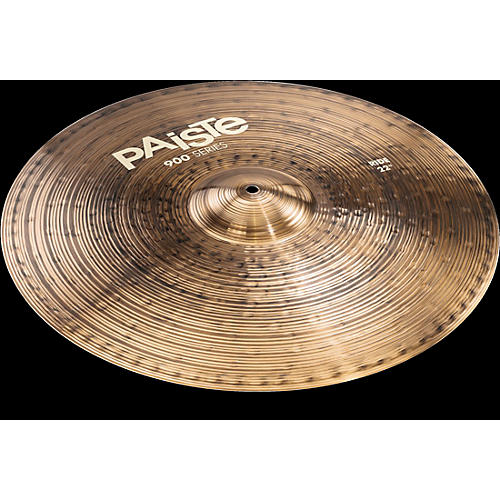 paiste 900 series ride cymbal musician 39 s friend. Black Bedroom Furniture Sets. Home Design Ideas