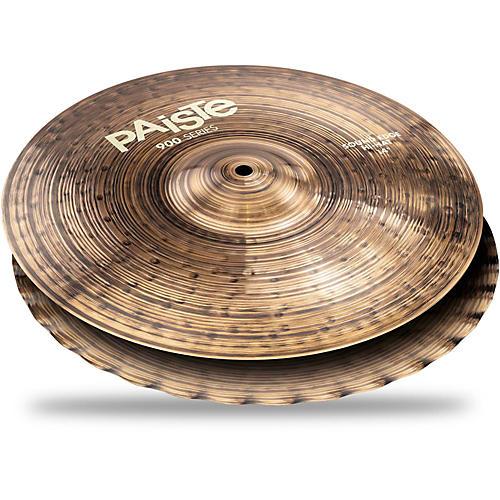 Paiste 900 Series Sound Edge Hi-Hat 14 in. Bottom