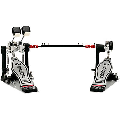DW 9000 Series Double Bass Drum Pedal (Lefty Version)
