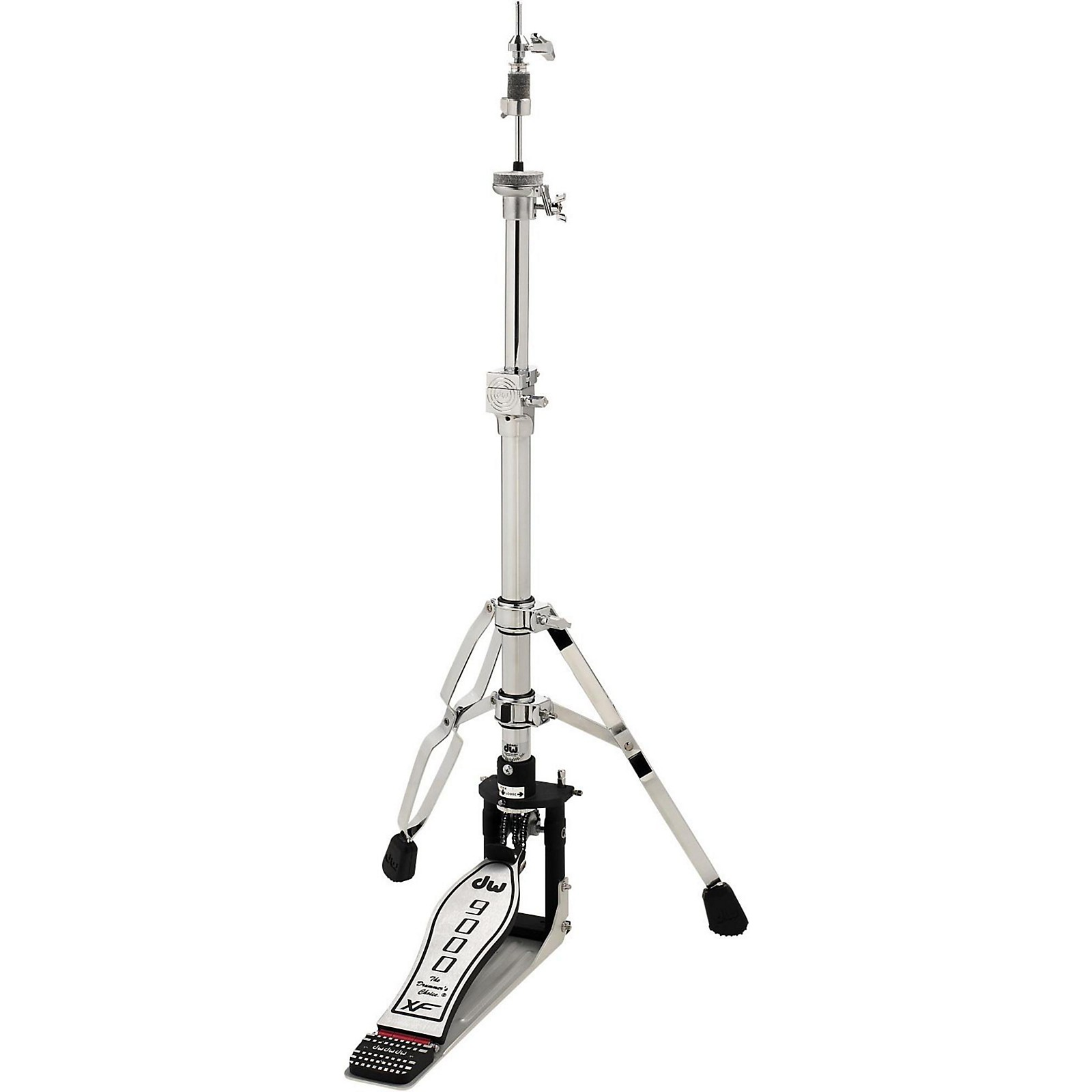 DW 9000 Series Extended Footboard 2-leg Hi-Hat Stand