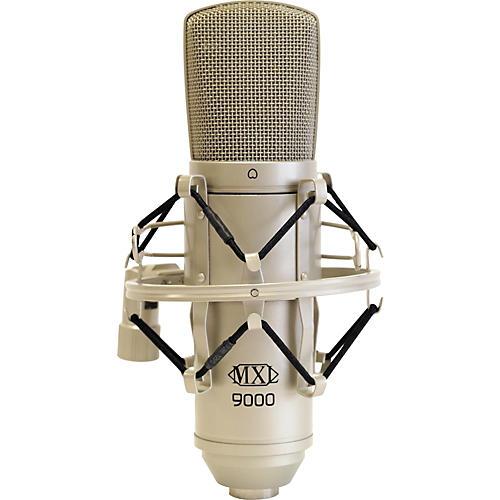 mxl 9000 tube condenser microphone musician 39 s friend. Black Bedroom Furniture Sets. Home Design Ideas