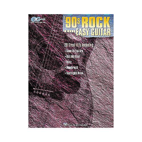 Hal Leonard '90s Rock for Easy Guitar