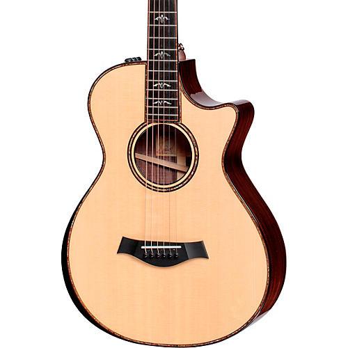 Taylor 912ce V-Class 12-Fret Grand Concert Acoustic-Electric Guitar Natural
